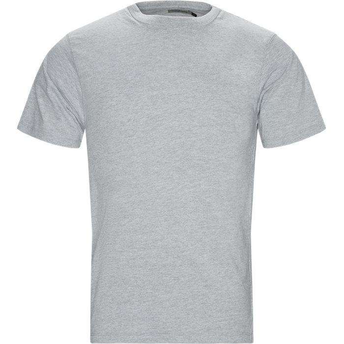 Steve T-shirt - T-shirts - Regular - Grå